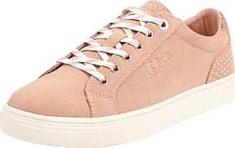 S.oliver Chaussures De Sport De L'étiquette Rouge Brun Couche / Rosa OGkLlDA