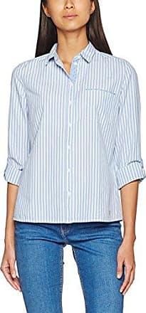 s.Oliver 14701114130, Blouse Femme, (Soft Blue Stripes 53G2), 40