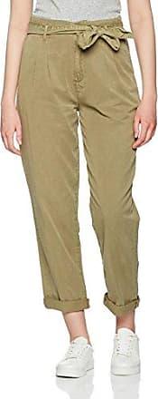 s.Oliver 14702732041, Pantalones para Mujer, Verde (Soft Olive 7294), W46/L30