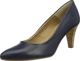 22405, Escarpins Femme, Bleu (Navy Glam), 39 EUs.Oliver