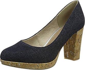 22409, Zapatos de Tacón para Mujer, Rosa (Fuxia), 39 EU s.Oliver