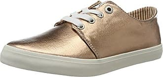 23674, Zapatillas para Mujer, Beige (Taupe), 39 EU s.Oliver