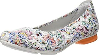 015, Ballerines Femme, Gris (259 Blei), Taille 37Theresia Muck
