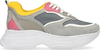 Ockergelbe Dad-Sneaker mit weißer Sohle (36,37,38,39,40,41)