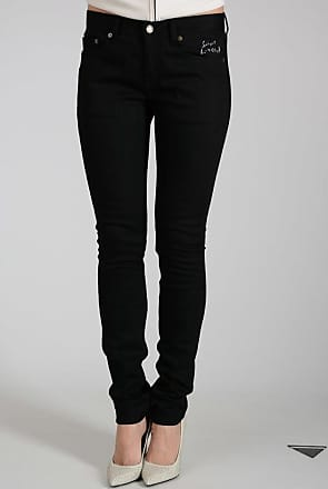 13cm Stretch Denim Jeans Größe 30 Saint Laurent