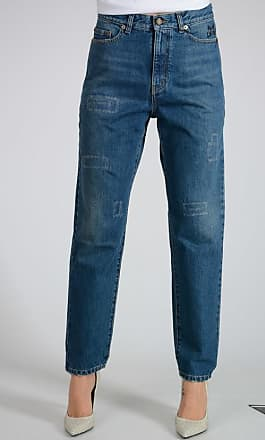 16cm straight Leg Denim Jeans Größe 28 Saint Laurent