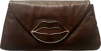 Saint Laurent Black Dali Lips Clutch Ysl 2003 Tom Ford Era Collectors ZH8MwT86h