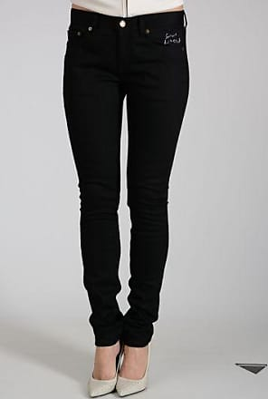 13cm Stretch Denim Jeans Spring/summer Saint Laurent wfxG1Vp