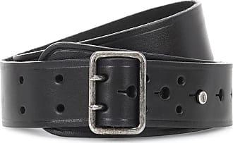 Hubolt military buckle belt - Black Saint Laurent 02qoP7oL