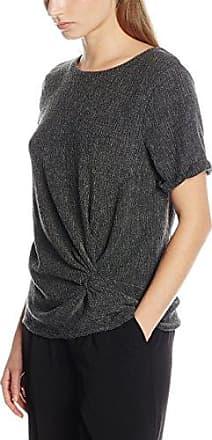 Saint Tropez P1615, Camiseta para Mujer, Grau (Obsidian 182), X-Small