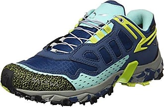Salewa Damen WS Ultra Train Gore-Tex Outdoor Fitnessschuhe, Schwarz (Black/Blue 0931), 38.5 EU