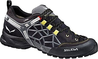 Firetail 3 Gore-Tex, Scarpe da Arrampicata Uomo, Multicolore (Golden Palm/Black Out), 43 EU Salewa