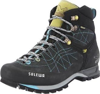 Salewa - Women's Alpenrose Ultra Mid GTX - Wanderschuhe Gr 4 grau/schwarz gq5DZZnfM