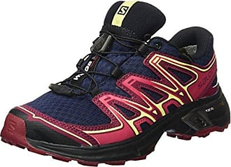 Wings Flyte 2, Chaussures de Trail Homme - Rouge (Barbados Cherry/Scarlet Ibis/Sulphur), 48 EU (12.5 UK)Salomon