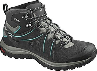 Salomon Damen Authentic Ltr GTX W Stiefeletten, Verschiedene Farben (Phantom/Fudge/Mineral Red), 38 EU