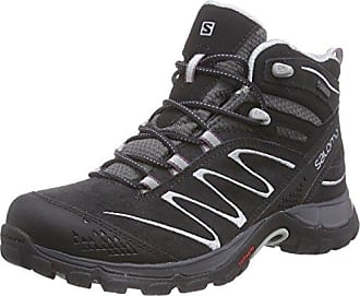 Salomon Damen Authentic Ltr GTX Trekking-& Wanderstiefel, Grau, 37 1/3 EU
