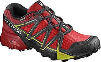 Speedcross Vario 2, Chaussures de Trail homme - Orange (Bright Marigold/Scarlet Ibis/Surf The Web), 48 EU (12.5 UK)Salomon