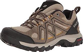 Salomon Homme Evasion 2 Mid LTR GTX Chaussures de Randonnée et Multifonction, Imperméable, Gris (Magnet/Phantom/Quiet Shade), Taille: 11