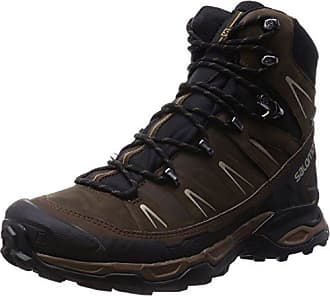 Salomon Quest Origins GTX, Damen Trekking- & Wanderstiefel, Braun (Absolute Brown-X/Black/Quick), 38 EU (5 Damen UK)