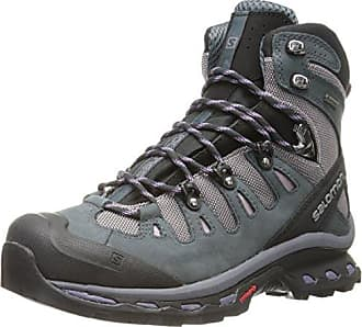 Salomon Damen Heika Ltr CS WP Kletterschuhe, Grau (Phantom/Black/Alloy), 39 1/3 EU
