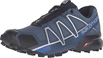 Herren Speedcross 4 Trailrunning-Schuhe, Blau (Slateblue/Black/Blue Yonder), 40 2/3 EU Salomon