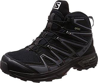 Wanderschuhe Salomon X-Chase Mid GTX Black Magnet Damen-Schuhgröße 41 Schuhgröße 41 Schwarz AQsnz