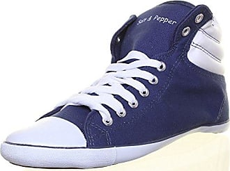 Salt & Pepper BH-1001, Damen Sneaker, Blau - Dunkelblau - Größe: 35 Salt And Pepper