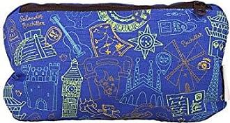 Faltbare Rucksack - Bolsos Plegable 50337 - Blaue Tinte Salvador Bachiller YS8KaIR