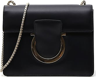 Front Pouch Crossbody Bag - Only One Size / Black Salvatore Ferragamo Low Cost Online jLQvBDuU4x