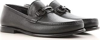 Loafers for Men On Sale, Black, Leather, 2017, 10 10.5 6 6.5 8 8.5 Salvatore Ferragamo
