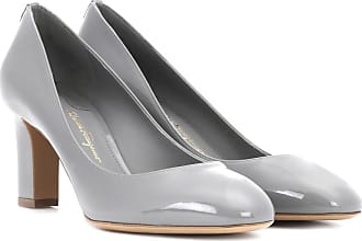 Pumps & High Heels for Women On Sale in Outlet, Biscuit, Patent Leather, 2017, 5.5 Salvatore Ferragamo