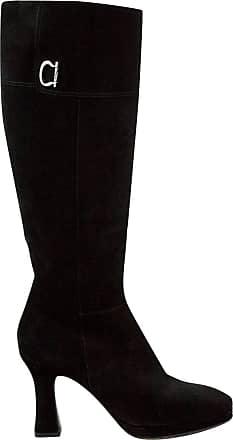 Pre-owned - Leather riding boots Salvatore Ferragamo Cheap 100% Original 59bYv3Q6x