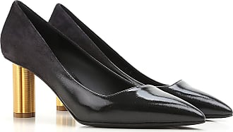 Pumps & High Heels for Women On Sale in Outlet, Black, Leather, 2017, 4.5 Salvatore Ferragamo