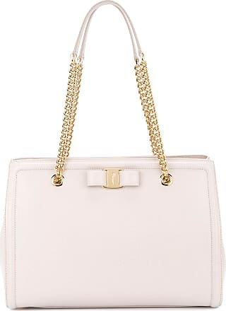 cut-out shopper - Nude & Neutrals Salvatore Ferragamo ZnHqSPBS