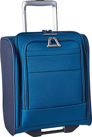 Samsonite Eco-Glide Wheeled Understeater (Pacific Blue/Navy) Luggage dKxwDtfl