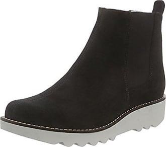 Nora Basic Flex Boot, Botas Plisadas para Mujer, Morado (Aubergine 47), 37 EU Sanita