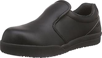 Unisex Adults San-Safe Mississippi Lace Safety Shoes, Black (Black 2) Sanita