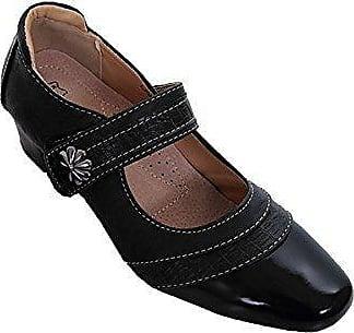 Saphir Boutique @ Damen Bequem Sohle Slipper auf Riemen Kleiner Keilabsatz Kunstleder Schuhe - Weiß, 3 UK Fantasia Boutique