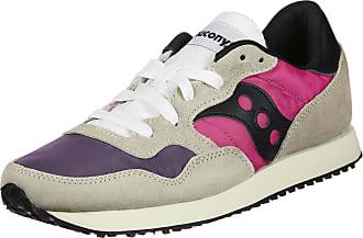 Saucony Dxn W Chaussures De Course Vintage Violet Blanc Bleu Violet Blanc Bleu WJv4m