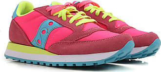 Sneakers for Women, Fuchsia, Nylon, 2017, US 6 - UK 4.5 - EU 37 US 7 (EU 38) US 8 (EU 39) US 9 (EU 40) US 10.5 (EU 41) Saucony