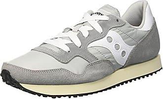 Saucony DXN Trainer Vintage, Zapatillas de Cross para Mujer, Blanco (White/Gum 24), 37 EU