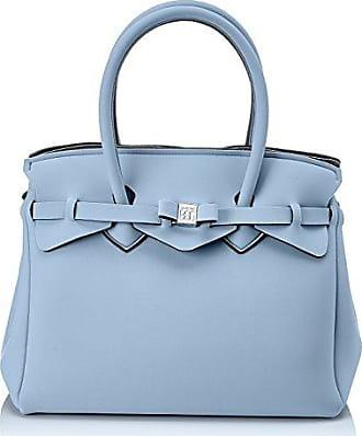 Damen Handtasche - Miss blau Save My Bag u6oy9f6p4