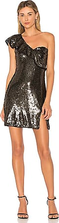 Gracie Dress in Metallic Gold. - size S (also in L,M,XS) Saylor