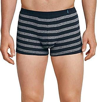 95/5 Shorts (2er Pack), Bóxer Hombre, Multicolor (Graublau 209), 2XL (Talla fabricante: 2XL) (Pack de 2) Schiesser
