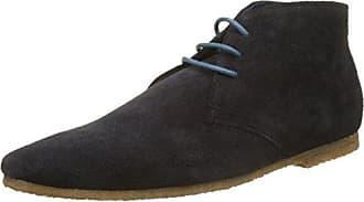 Steam, Desert Boots Homme, Noir (Black/Black), 43 EUSchmoove