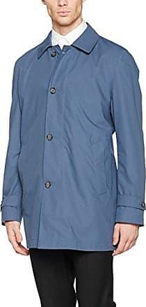 Urs, Abrigo para Hombre, Azul (Indigo/Navy 4347), Large (Talla del Fabricante:54) Schneiders