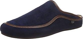 Brienne lt. Blue/Blue, Damen Flache Hausschuhe, Blau (lt. Blue/Blue), 40 EU Scholl