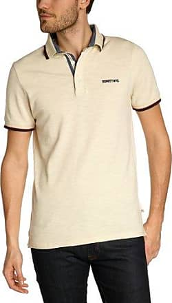 Psharbour2, Polo para Hombre, Gris (Heather Grey 91), X-Large Schott NYC