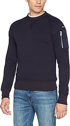 Schott NYC PLYANK1, Pull Homme, (Anthracite), XX-Large (Taille Fabricant: XXL)