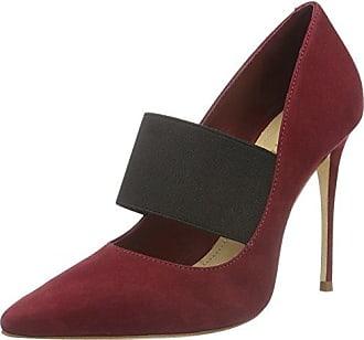 Sinuos, Escarpins Femme - Rouge - Rot (Scarlet), 38